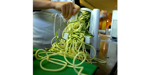 The ultra-fashionable,  must-have food gadget everyone is using. Photo / Getty Images