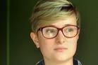 Scout Barbour-Evans, a Dunedin transgender activist who goes by the gender-neutral pronoun