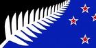 Kyle Lockwood's winning flag design.