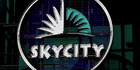 SkyCity shares have surged 14 per cent this year. High rollers turned over $7.2b during the last half year - up 51 per cent.