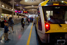 The Government funding commitment to Auckland's City Rail Link will be brought forward from 2020 to 2018. Photo / Sarah Ivey