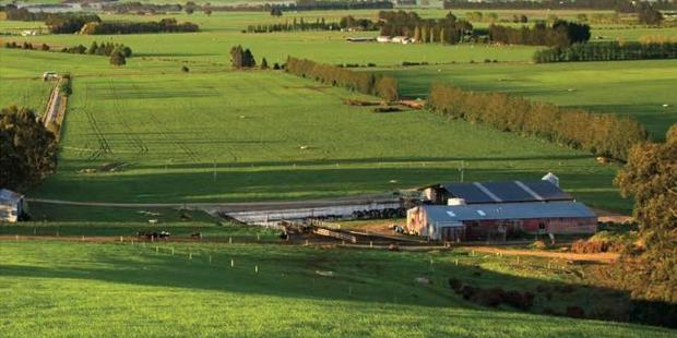 Otapiri farms, a cluster of five dairy farms (1,207 hectares) in Otapiri, central Southland purchased by Dairy Farms NZ Limited.