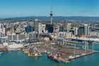 Office space availability in Auckland's CBD is hitting historic low levels.