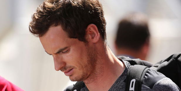 Andy Murray. Photo / Getty
