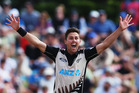 Trent Boult is the number one ranked ODI bowler in the world. Photo / Getty