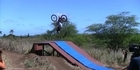 Crash of the day: Double backflip crash