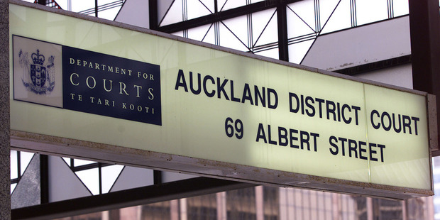 The actor appeared in Auckland District Court this morning. File photo
