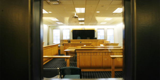 A Wellington man faces trial next month on a slew of charges arising from an incident in August in Porirua, including assaulting police and damaging police property. Photo / File