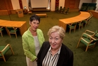 IN COMMITTEE: Rotorua Lakes Council committee chairwomen Merepeka Raukawa-Tait (left) and Janet Wepa have a busy year ahead. PHOTO/BEN FRASER