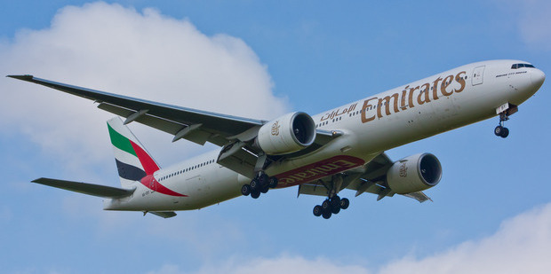 Emirates' announcement it will fly non-stop between Dubai and New Zealand will be a shake up for aviation, writes Grant Bradley. Photo / Getty