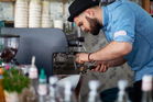 The outlook for baristas is automated - but the outlook for barristers will improve. Photo / iStock