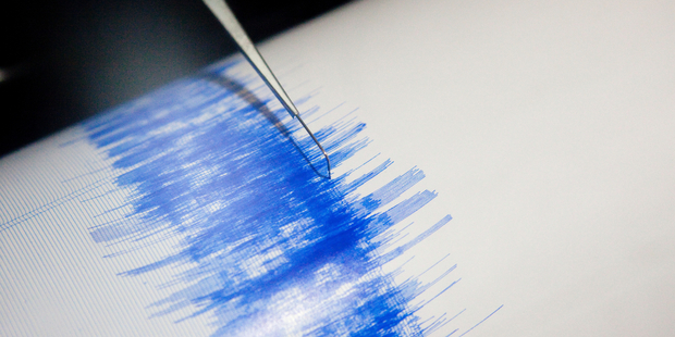 The quake was recorded 30km south-west of the capital. Photo / iStock