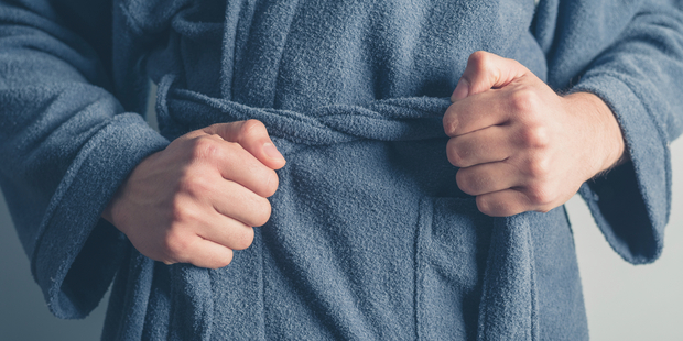 A principal is fed up with parents coming to school and assemblies wearing pyjamas. Photo / iStock