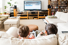 According to a survey by research agency Childwise, children aged five to 16 now spend more time online each day than they do watching conventional television. Photo / iStock