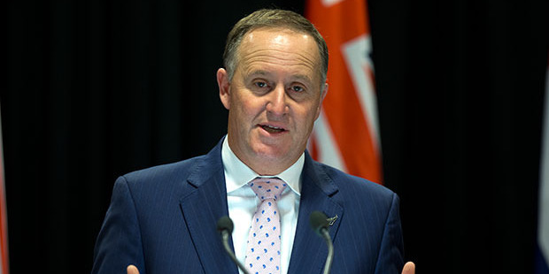 If Prime Minister John Key really does want that fourth term, the time is coming when he will have to address his own optionalities in terms of future coalition partners.  Photo / Mark Mitchell