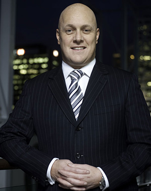 Air NZ chief executive Christopher Luxon.