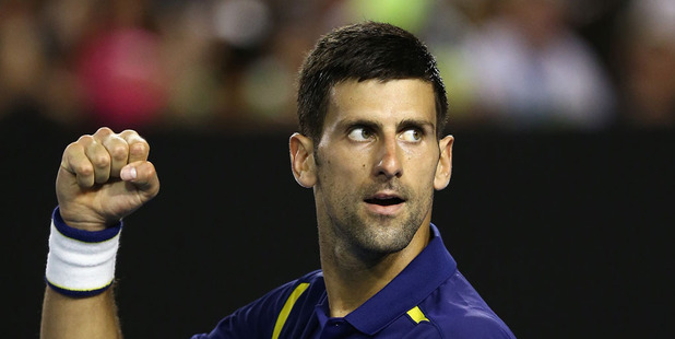 Novak Djokovic will face Roger Federer in the Australian Open semifinals, the 45th meeting between the pair. Photo /Getty