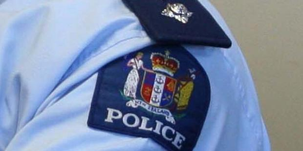 Police are looking for a man who attacked a woman as she walked to work in Hamilton yesterday.