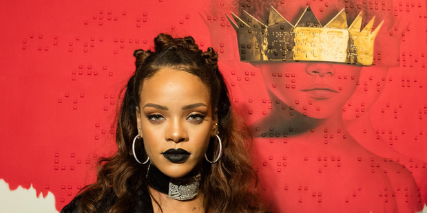 Rihanna releases new album 'Anti' after online leak