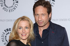 Gillian Anderson was offered half of co-star David Duchovny's wage to return to The X-Files. Photo / Getty