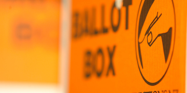 LGNZ's #Vote16NZ campaign, which will run until October 8, aims to lift voter numbers above 50 per cent nationally for the first time since 1998. PHOTO/FILE