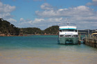 Fullers ferry docked in Bay of Islands. Photo / File