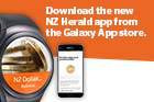 Download the Herald app on the S2 Watch