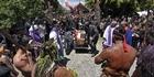 Watch: Bay iwi leader farewelled in Tauranga
