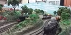 Watch: Rotorua Model Railway Club open day