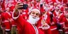 Watch: Watch: The KidsCan Santa Run