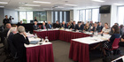 The Commerce Commission hearing on the merger of NZME and Fairfax NZ in Wellington on Tuesday the 6th of December 2016. Photo / Marty Melville