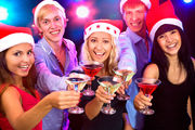 Your guide to survive the Christmas party. Photo / 123RF