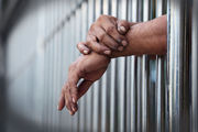 A mentally unwell prisoner was restrained with his hands behind his back  for 21 hours a day for 10 weeks, a report has revealed. Photo / 123rf.com
