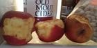 Sideswipe: Apple triptych