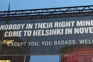 Helsinki's hilarious tourism posters