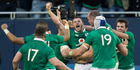 Ireland beat all the All Blacks, Wallabies and Springboks at least once in 2016. Photo / Brett Phibbs