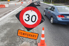 Motorists are urged to take care as roadworks ramp up in the region.