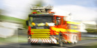A tractor has flipped in a crash with a truck on the outskirts of Gisborne this morning. Photo / File
