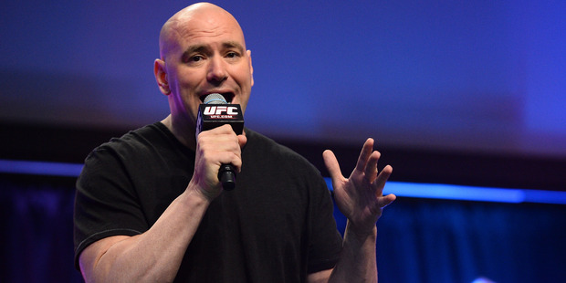 Dana White 'Shocked' by One Fighter Who Joined MMA Athletes Association