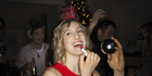 If you're fond of the party season follow these simple rules to keep your hair and skin in good condition.  Photo / Getty Images