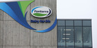 Fonterra head office located on Auckland's Fanshawe Street. Photo / Getty Images