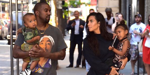Source Says Kanye West And Kim Kardashian May Divorce