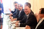 Prime Minister John Key resigned today. Photo / Getty