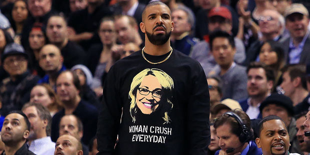 Doris Burke doesn't know what's up with Drake