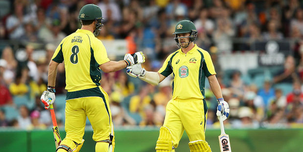 Australia keen on sweep of New Zealand - Marsh
