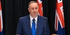 Watch: Watch: Prime Minister John Key resigns in surprise announcement