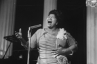 Listening to Mahalia Jackson in full flight is an experience of  profound joy. Photo / Getty Images