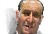 PM John Key resigns from politics. Illustration / Rod Emmerson