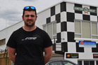 FIRST GLIMPSE: Northern Irish racer Michael Dunlop got his first look at the Cemetery Circuit during a fleeting visit to Whanganui yesterday. PHOTO/Paul Brooks