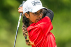 TWO TIME CHAMP: Manawatu Wanganui No1 Tara Raj was unbeaten after day one of the Women's Toro Interprovincial in New Plymouth on Tuesday and named eagles Golfer of the Year for the second year.